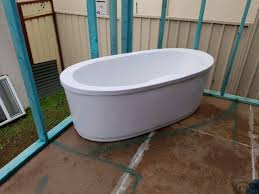 bathtub freestanding 1700 building materials gumtree australia lake macquarie area cardiff south 1188624458