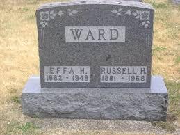 """Effa Hope """"Effie"""" Sutton Ward (1882-1948) - Find A Grave Memorial"""