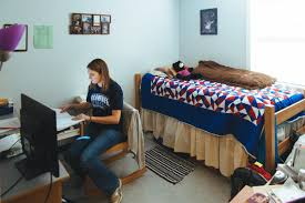Ohio State Bedroom Campus View Apartments Shawnee State University
