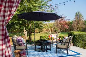 heathered nest outdoor living room deck reveal so much more can be done for