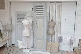 Authentischer Shabby Fensterladen Im Originallack Elfloraart