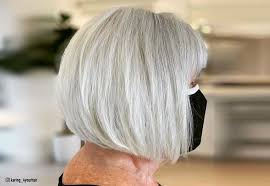 A blunt bob works for all hair types, but we recommend it for ladies with thin hair because it makes your locks look instantly thicker. 24 Classy Bob Haircuts For Older Women 2021 Trends