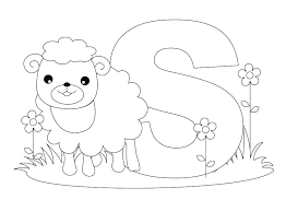 Spanish Alphabet Coloring Book Also Alphabet Coloring Pages Coloring