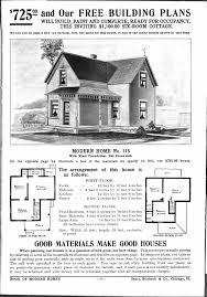 1910 Houses Design Sears Homes 1908 1914