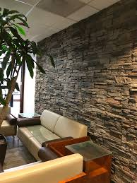 allan s office accent wall