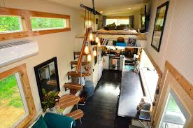 Small Picture Tiny House On Wheels With IndoorOutdoor Entertaining Spaces