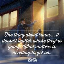Polar Express Quotes Adorable Pin By Santa's Red Letter On Christmas Movie Memes In 48