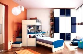 cool childrens bedroom furniture. Unique Childrens Bed Boy Bedroom Furniture Orange Blue  Teenage Decoration Ideas With Cool