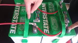 6 Volt Battery Wiring Diagram For Coach 48 Volt Golf Cart Battery Wiring Diagram