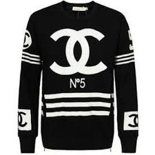 chanel shirt. chanel inspired unisex sweatshirt chanel shirt a