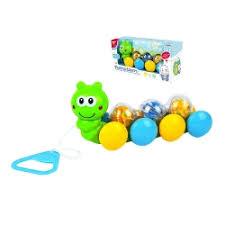 Детские игрушки каталки в СПб, каталки для детей