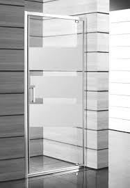opaque single shower doors. Shower Doors Jika Lyra Plus Single-leaf 90 Cm, Opaque Glass, White Profile Single