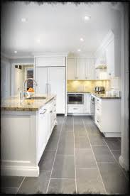 kitchen floor tiles with white cabinets. Light Grey Kitchen Dark Cabinets Tile Floor Tiles White Walls Pictures Trends Sinks High Gloss Doors With T