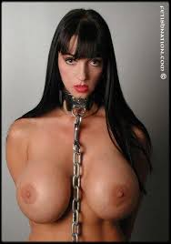 Photo big tit bondage