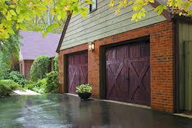 hunter garage doorsCarriage Style Garage Doors