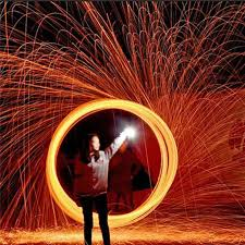 trending photography spectacular fiery photo selfie tool steel wool high quality metal fiber for light painting long exposure in filters from