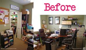 walk in closet office. Craft Room Reveal! {Mostly Finished} Walk In Closet Office O