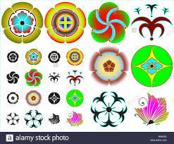 Design A Family Crest Japanese Kamon Traditional Icon Family Ancestry Crest