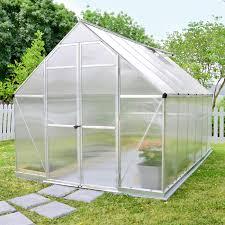 essence twin wall greenhouse