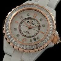 chanel watches pictures images photos photobucket chanel watches photo chanel j12 white diam white asian 2813 men watches chanel j12