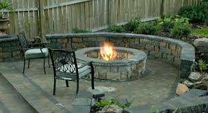 how to build your own outdoor fireplace exterior awesome rock garden and stunning