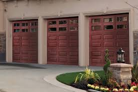 how much are garage doorsFaux Wood Garage Doors Look of Wood at a Budget Price