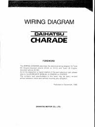 wiring diagram daihatsu ze wiring wiring diagrams daihatsu engine diagrams