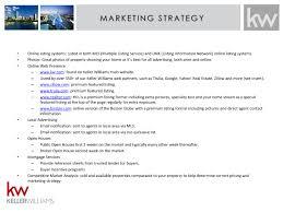 marketing plan karen fallon pre listing presentation
