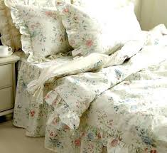 beautiful duvet covers fl bedding vintage beautiful country style home textiles full king queen cotton bedspread
