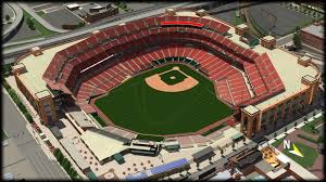 Busch Stadium 3d Seat Map St Louis Cardinals Pertaining To