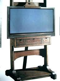 easel tv stand easel stand plans restoration hardware artist media easel tv stand diy