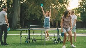 Открой для себя <b>настольный теннис</b>