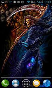 free skull collector grim reaper live
