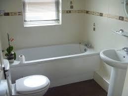 Bathroom Chic Black Nuance Bathroom Renovation Decortion Using - Small bathroom renovations