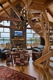 Interior Design Log Homes New Design Ideas