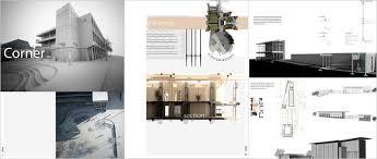 interior architecture portfolio pdf