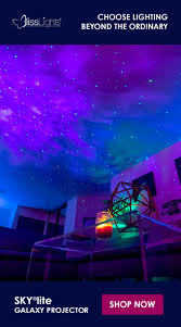 SKYlite <b>Laser Galaxy</b> Projector | Neon room, Awesome bedrooms ...