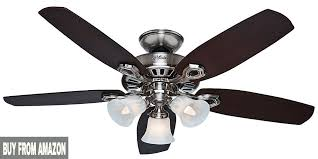 best indoor fans with light hunter fan company 52106 builder small room 42 inch