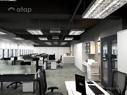 office industrial. Contemporary Industrial Office @ Factory Office@Rawang