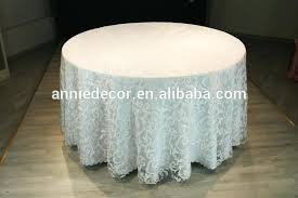 white round tablecloths amazing table cloth of fancy white round organza embroidered tablecloth gallery round