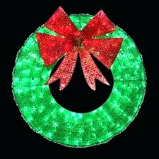 light up wreaths outdoors ont ideas led lighted artificial outdoor wreath with lights white
