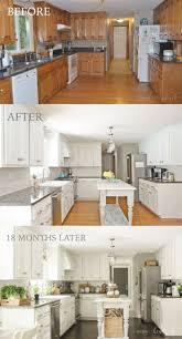 wonderful chalk paint ling laminate cabinets then spray paint kitchen cabinets
