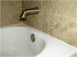 re caulk bathroom sink warm dont caulk here