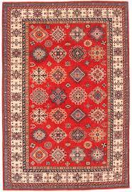 medium size of extra long runner rugs for hallway best of caucasian kazak design rug red