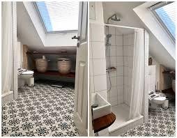 Vorher Nachher Das Badezimmer Im Dachgeschoss Sunnys Haus