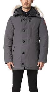 CANADA GOOSE   Canada Goose Chateau Parka with Fur   Goxip