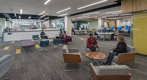 Harper College Legat Architects To Explore Academic Library Design Classy Interior Design And Architecture Colleges