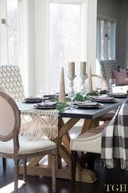 french country thanksgiving table