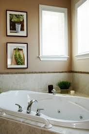 custom fit bathtubs in master bathrooms are frequently made of fiberglass