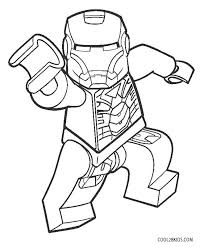 Coloring Pages Iron Man How To Draw Iron Man Mark From Marvels